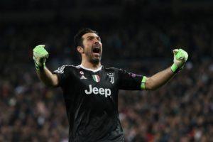 Buffoné um dos maiores ídolos da Juventus.