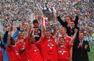 4ª conquista de Champions League do Bayern.