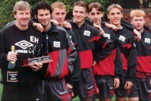 Fegunson e a Classe de 1992.