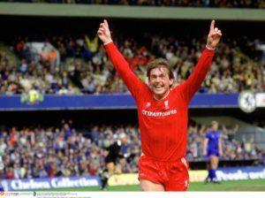 Kenny Dalglish, um dos maiores ídolos dos Reds.