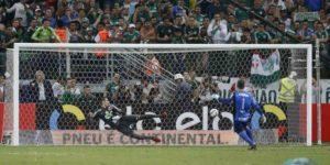 Gol de Prass dá a segunda Copa do brasil ao Palmeiras.