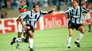 Grêmio bicampeão brasileiro.