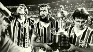 Grêmio conquista a sua primeira Libertadores.