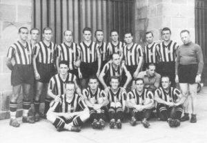 Inter de Milão em seus primeiros anos.