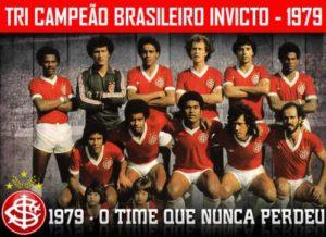 Internacional, Campeão Brasileiro 1979.