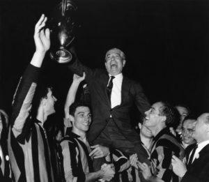 Inter de Milão conquista sua primeira Champions League.