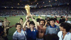 Itália vence mais uma Copa do Mundo ao bater a Alemanha.