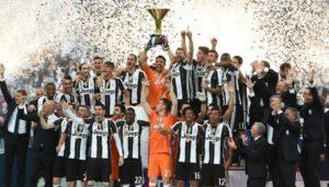 Juventus reafirma sua hegemonia após 2011.