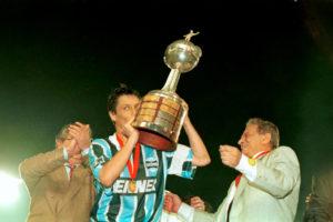 2º título de Libertadores do Grêmio.