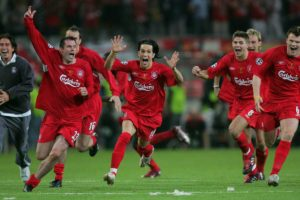 Liverpool conquista sua 5ª Champions, dessa vez em jogo histórico contra o Milan.