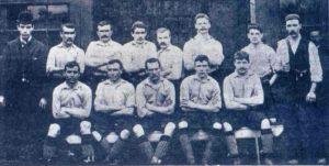 Liverpool em um ano após sua fundação.