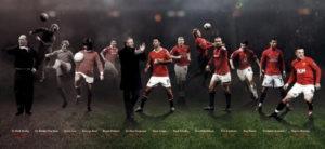 Manchester United um dos maiores do mundo.