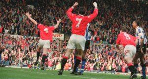 Primeiro título do Manchester United na era Premier League.