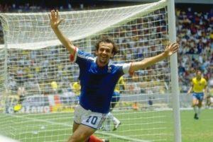 Michel Platini é uma Lenda do Futebol!