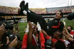 Tricampeão brasileiro, Muricy Ramalho é um dos maiores técnicos da história do SPFC.