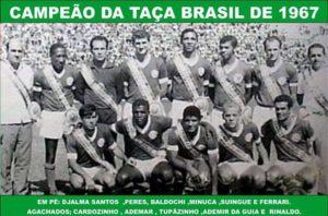 Primeira Academia em seu título brasileiro de 1967.