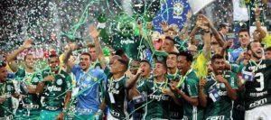 Palmeiras conquista seu 9º título brasileiro.