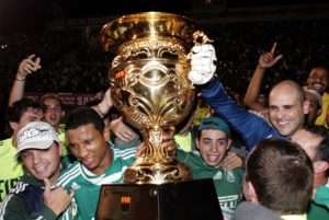 Título Paulista de 2008.