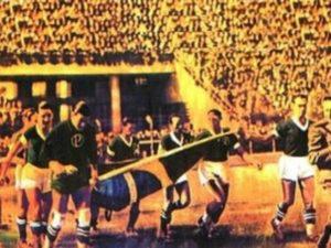 Palmeiras de 1942 após mudar de nome.