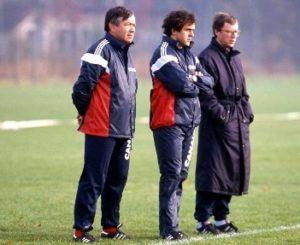 Platini esteve a frente da França entre 1988 e 1992.