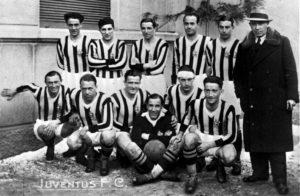 Juventus em suas primeiras décadas.