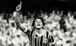 Renato Gaúcho é considerado o maior ídolo gremista por muitos.