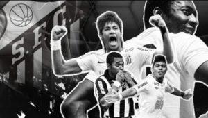 Santos FC um dos maiores de todos os tempos.