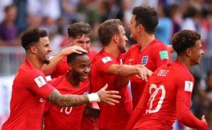 Nova geração da Seleção Inglesa de Futebol fez boa campanha na Copa de 2018.