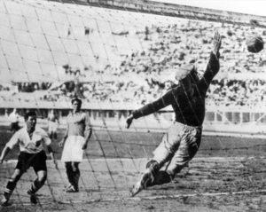 Seleção Alemã de Futebol na Copa do Mundo de 1934.