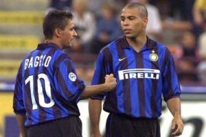 Sua participação na Internazionale foi apagada, mesmo ao lado de Ronaldo.