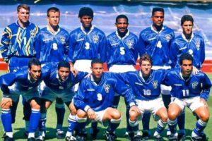 Brasil na Copa Umbro 1995!