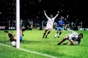 Holanda bate o Brasil em 1974.