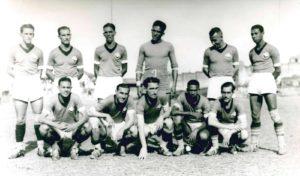Cruzeiro EC em seu primeiro título local.