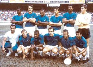 Uns dos maiores elencos da história do Cruzeiro EC.