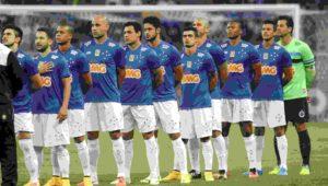 Elenco do Cruzeiro EC em 2014.