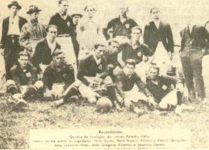 Cruzeiro EC no ano de sua fundação, em 1921.