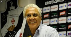 De ídolo à presidência do Vasco.