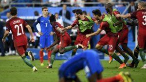 Seleção Francesa de Futebol perde final da Euro 2016 em casa.