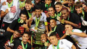 Em 2013, CR Flamengo conquista sua terceira Copa do Brasil.