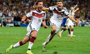A Seleção Alemã de Futebol é uma das mais vencedoras da história.