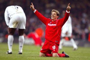 Maior jogador do Middlesbrough.
