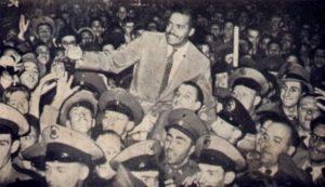 Antes de Pelé, Leônidas da Silva era o grande ídolo do Brasil.