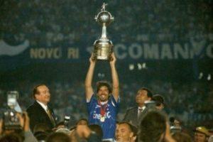 A 2ª conquista do cabuloso na Libertadores.