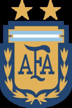 Seleção Argentina de Futebol - AFA