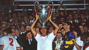 Mais uma conquista europeia do ídolo rossonero.