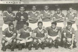 Palmeiras em 1961.