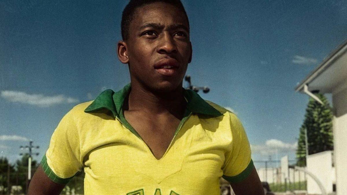 Documentário sobre o Rei Pelé!