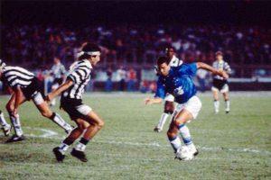 Renato Gaúcho x Ronaldo em 1994.