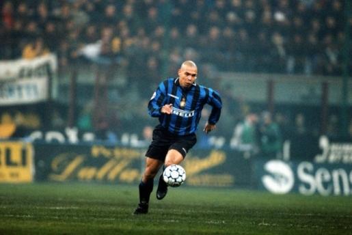 Ronaldo Fenômeno na Internazionale.