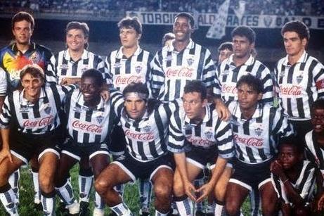SeleGalo: Atlético MG em 1994.